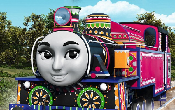 Meet Thomas The Tank Engines Multicultural New Friendsbut Are They
