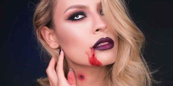 Easy Halloween Makeup For Kids.Last Minute Here Are 6 Easy Halloween Makeup Looks