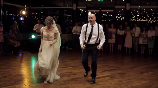 This Amazing Father Daughter Dance Will Brighten Up Your Day