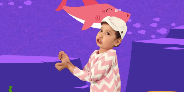 ever wondered where the baby shark song came from we have the answer magicmumcom
